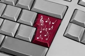 Music on the Internet, blog