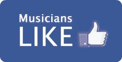 musicians fan page
