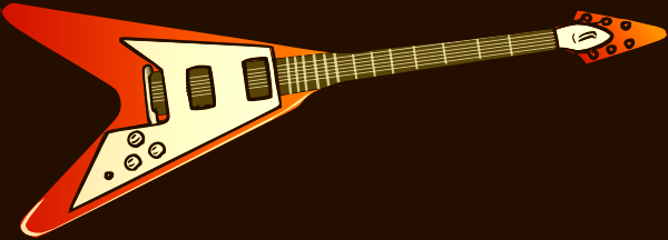 Flying Guitar