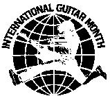 International Guitar Month logo