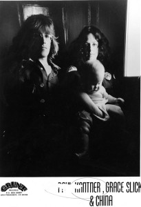 Paul Katner and Grace Slick