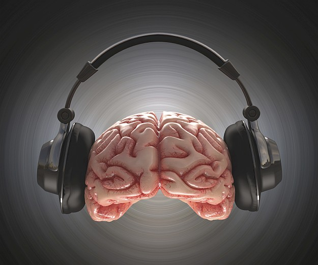 left right brain on music